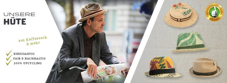Upcycling Hüte kaufen