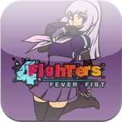 iPhone Game - 4Fighters /  Character Design / Character Animation / http://smart.gameshot.net/?fn=9&no=4294952565&pg=1&bbs=ip_news