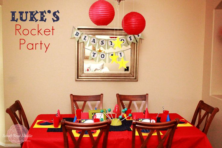 1000+ Images About Rocket Ship Birthday Party!! On