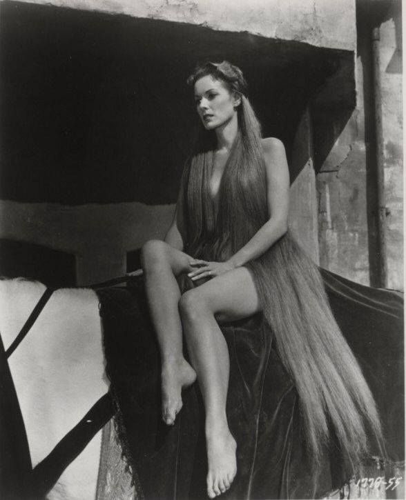 Maureen O'Hara. Lady Godiva of Coventry (1955).
