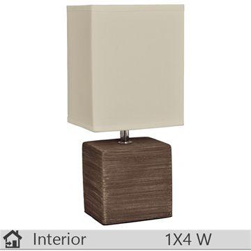 Veioza iluminat decorativ interior Klausen, gama Miller, model Maro