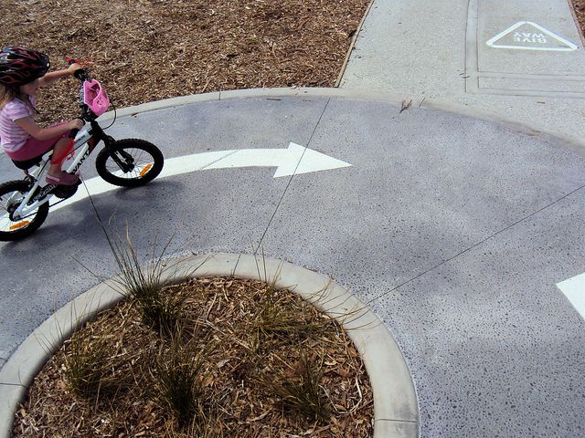 Onepoto Roundabout 3 by ibikenz, via Flickr