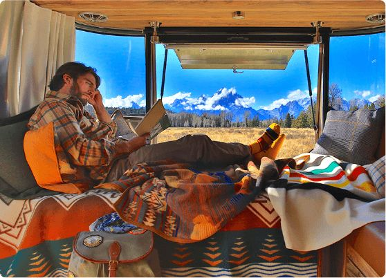 2016 Pendleton National Park Foundation Airstream Travel Trailer... Pendleton special features include a sport hatch, a spacious kitchen full of amenities, and high-quality entertainment options. Learn more at airstream.com.