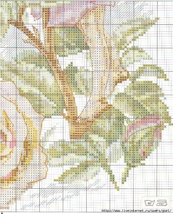 rose fairie 4 big pattern