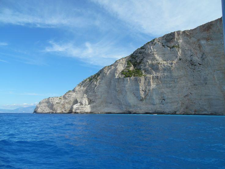 Zakynthos - Shipwreck