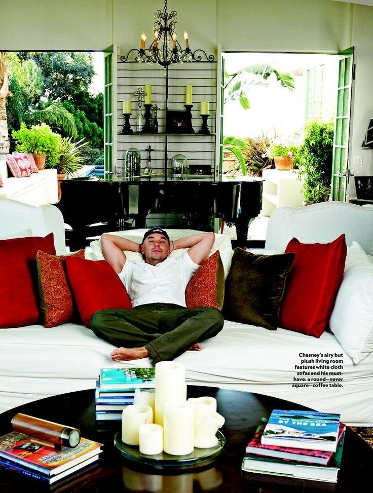 Kenny Chesney House   Kenny Chesney's Private World – Photos From Kenny's Malibu Home ...
