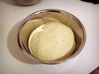 LEBANESE RECIPES: Yoghurt bread dough recipe