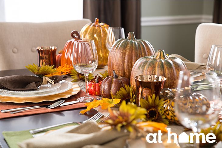 Thanksgiving is one of our favorite holidays and creating the perfect tablescape is a big part - Interesting tables capes for christmas providing cozy gathering space ...