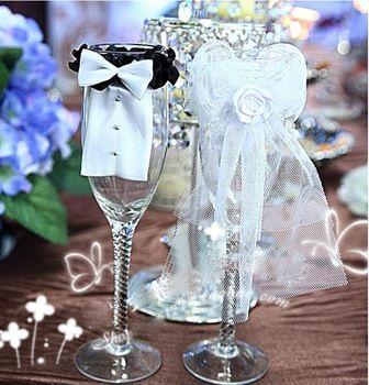 décoration de mariage parti décor glassses decoracao fournitures mariage verre de vin de souvenirs lembrancinhas casamento décorations