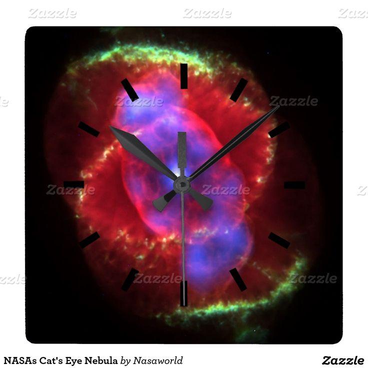 Cat's Eye Nebula . The colours are captivating