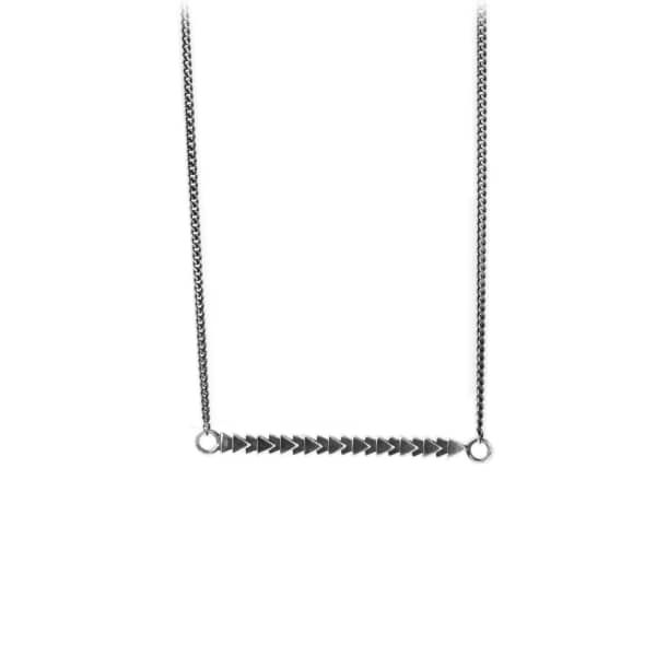 Tri Line Necklace  | MAY HOFMAN | Wolf & Badger / Women / Jewellery / Necklaces