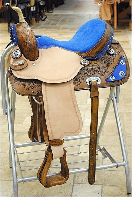 HILASON WESTERN TACK FLEX-TREE BARREL RACING TRAIL PLEASURE RIDING LEATHER SADDLE ANTIQUE BROWN