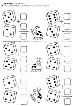 Resultado de imagen para ejercicios de matematicas para niños con deficit de atencion