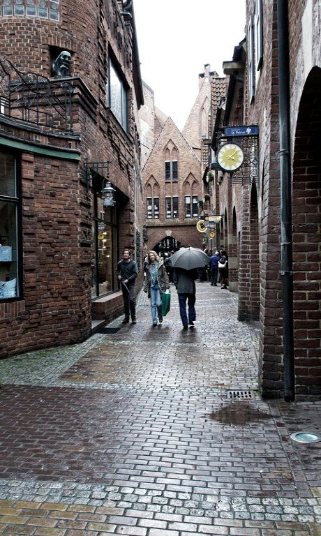 Bremen, Germany #joingermantradition #inspiredby #germany25reunified