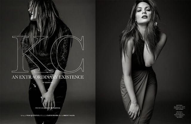 KC Concepcion / Accent Magazine Canada - Photographed by BJ Pascual