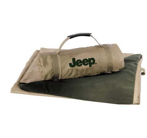Jeep Travel Blanket, great holiday present for the Jeep Enthusiast!