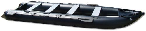 Saturn 16 ft Kaboat SK487Xl Inflatable Boat - Black ** Details can be found by clicking on the image.