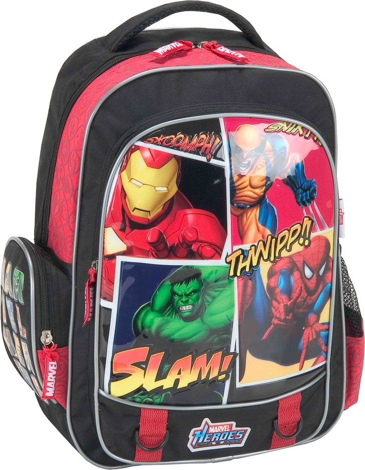 Mochila Super Héroes
