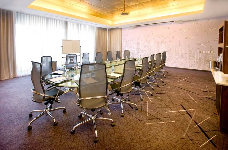 Boardroom - African Pride Crystal Towers Hotel & Conference Centre
