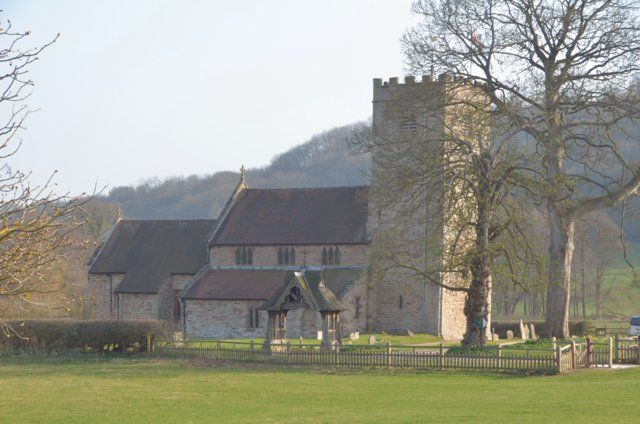 Church of St. Gregory, Morville, Shropshire