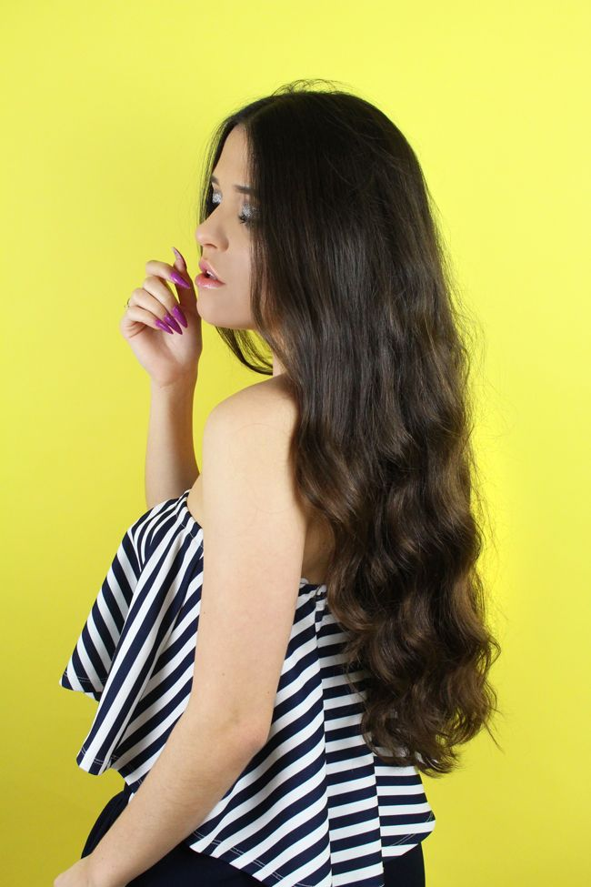 Cabelo curto ao cabelo comprido extensões tictac de cabelo da Bellami Hair! http://hashtagfun.com.br/beleza/extensoes-de-cabelo-da-bellami-hair/