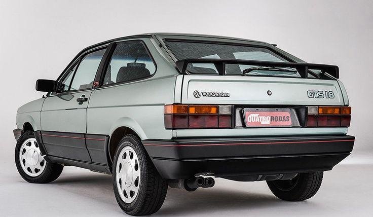 Grandes Brasileiros: VW Gol GTS
