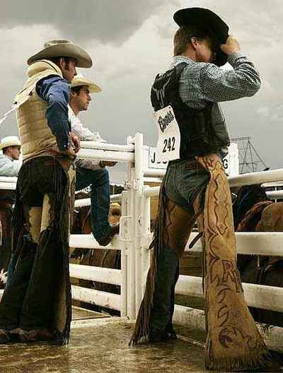 rodeo riders