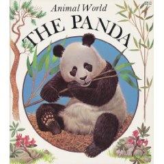 Animal World the Panda (Informational Book)