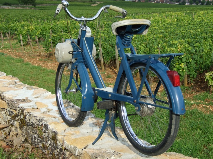 Solex 3800 luxe bleu
