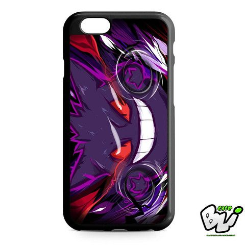 Pokemon Hunter Gengar iPhone 6 Case   iPhone 6S Case