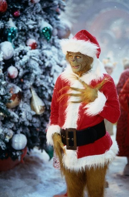 How the Grinch Stole Christmas - Ron Howard - 2000