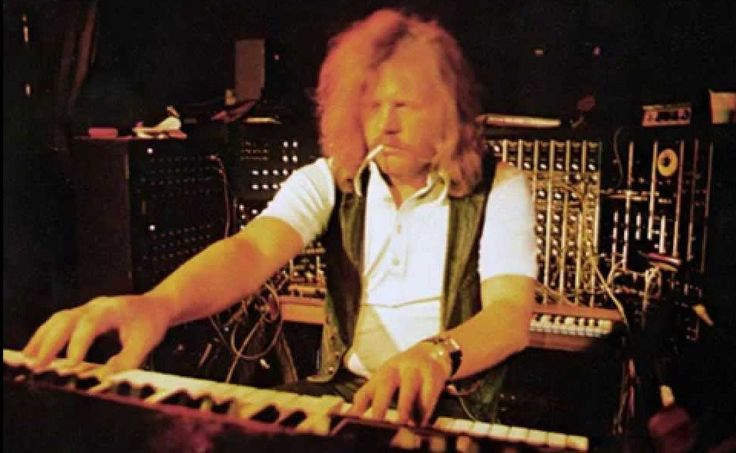 A Tribute To Edgar Froese Of Tangerine Dream