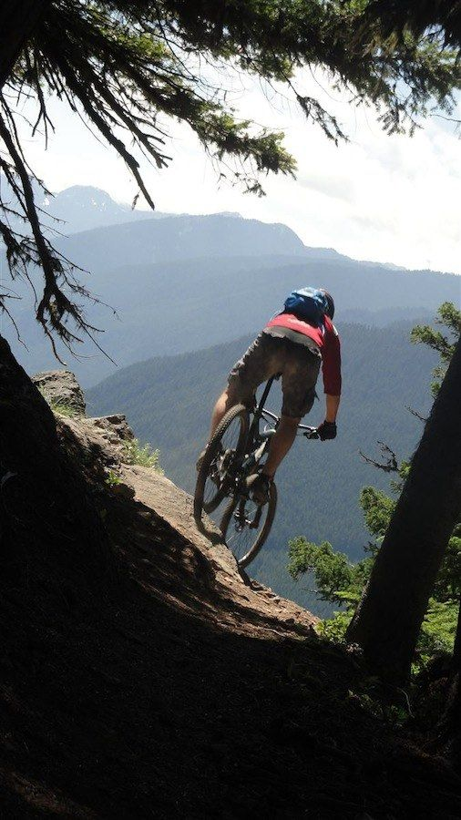 Palisades Trail near Greenwater, Washington Visit us @ http://www.wocycling.com/ for the best online cycling store.