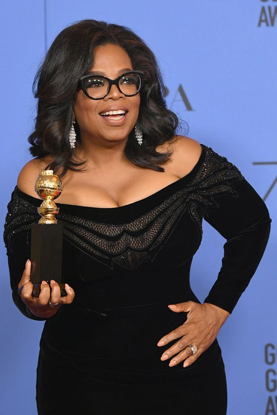 7681940f13 Golden Globes 2018  The Oprah Moment