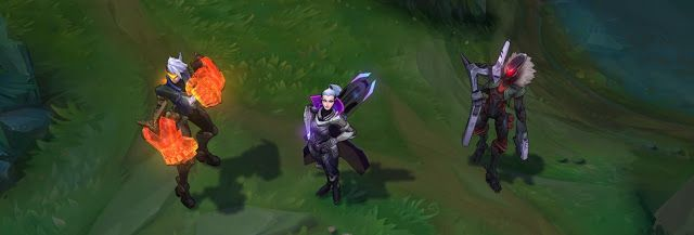 Surrender at 20: PBE Preview: PROJECT Jhin, Vanye, and Vi!