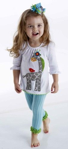 cutest little mud pie outfit for my little monkey.  3T/4T size since Mud Pie runs small.