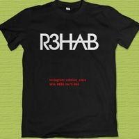 Kaos Distro Dj R3hab / Rehab EDM Merchandise