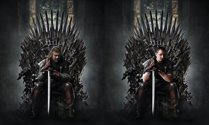 Game of Thrones Photo montage Photo gifts