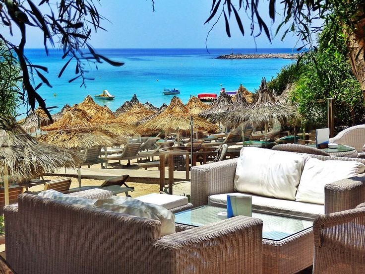Cool off from the summer heat with an ice cold drink at our Beach Bar! #grecianbay #hotel #cyprus #ayianapa #beachbar #summer2016 #visitcyprus #relaxing #drinks #cocktails #cocktail #exotic #sand #mediterranean #sea #seaview http://www.grecianbay.com/restaurant-in-ayia-napa.html