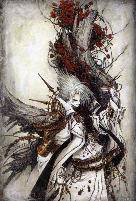 Shibamoto Thores, Gonzo, Trinity Blood, Cain Nightroad