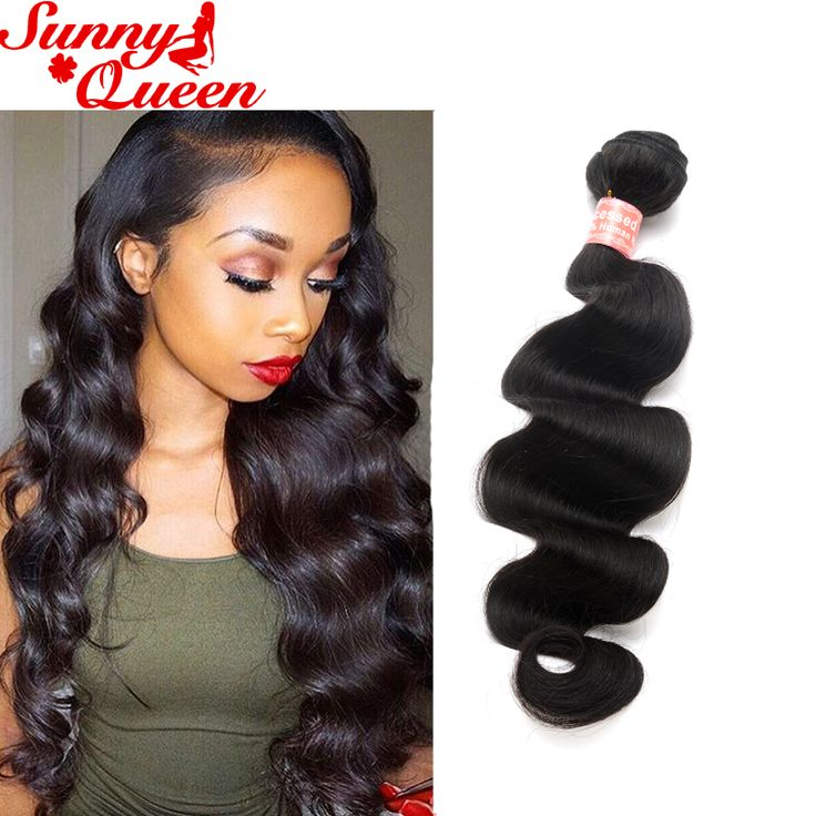 1 Bundle of Virgin Brazilian Body Wave Hair Grade 8A Brazilian Hair Weave Bundles Rosa Hair Products Human Hair Weave Bundles