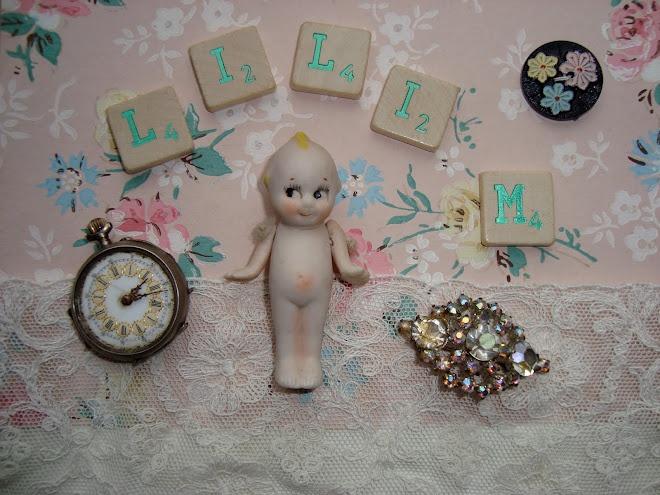 Do you remember?......  things like kewpie dolls ;)