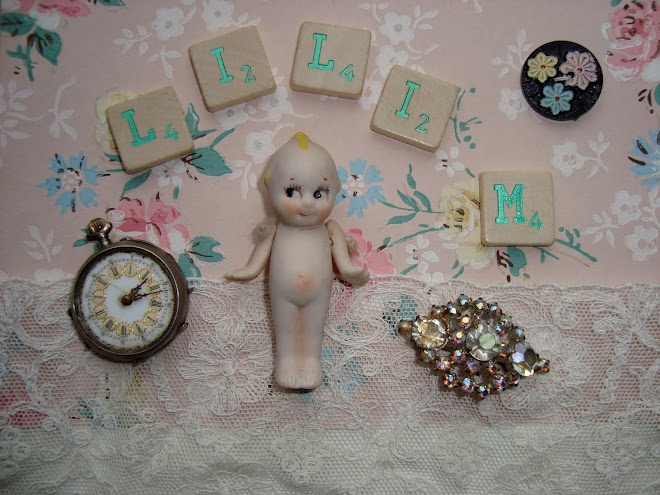 Do you remember?......  things like kewpie dolls ;)