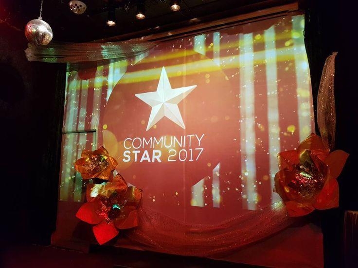 """#CommunityStar  Wir waren nominiert in der Kategorie """"Soziales politisches Engagement"""" und haben den zweiten Platz gemacht. Vielen Dank an alle die für uns abgestimmt haben. Und herzlichen Glückwunsch an die Berliner AIDS-Hilfe"""