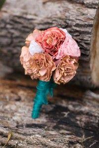 Unique DIY Wedding Bouquets