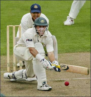My heart will always lie with the South African cricket team.  I love the Proteas!
