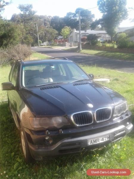Cool BMW 2017: 2002 BMW X5 #bmw #x5 #forsale #australia... Car24 - World Bayers Check more at http://car24.top/2017/2017/04/10/bmw-2017-2002-bmw-x5-bmw-x5-forsale-australia-car24-world-bayers/