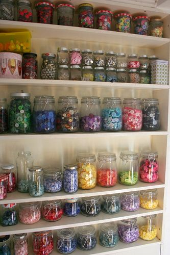 I use mason, canning, and various glass jars for EVERYTHING. They look beautiful, are strong, don't attract pests, I can see what is inside, and they make all my shelves and cupboards look beautiful. I even give my gifts in glass jars now.