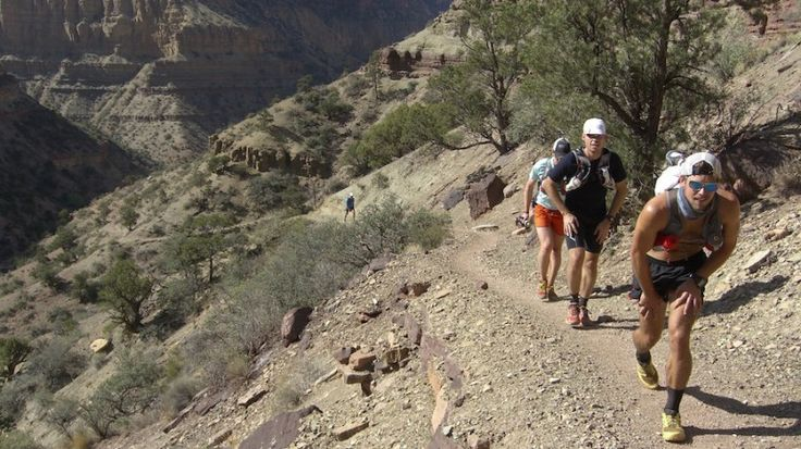 A trail runner's guide to running uphill