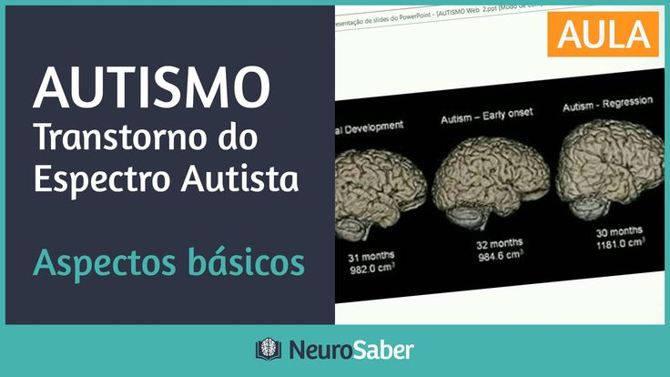Autismo: Transtorno do Espectro Autista | ASPECTOS BÁSICOS